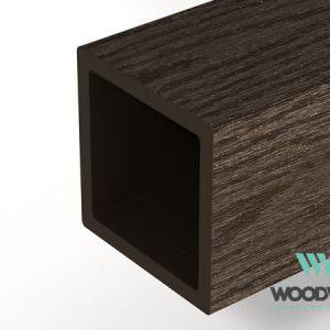 Столбы WOODVEX Корея — Венге, 3 метра