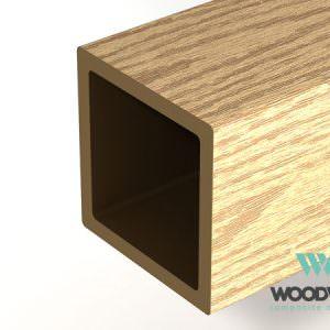 Столбы WOODVEX Корея — Вуд, 3 метра